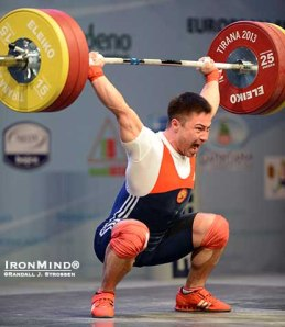 Picture by Strossen @ Ironmind.com