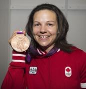 Christine Girard @ Olympics.ca