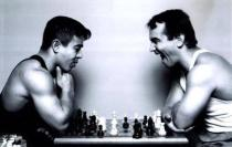 Mutlu vs Suleymanoglu, Epic game of Chess.