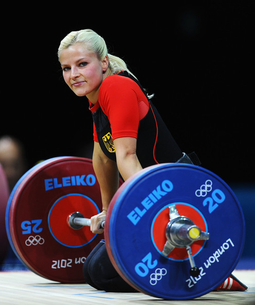The Technique Of Women Weightlifters Biomechanical
