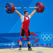 Norik at the 2012 Olympic Games. Credit to hookgrip.