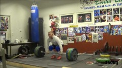 Finish lifter Milko Tokola is a very good example of high rate of force development.