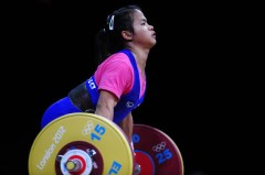 Olympics+Day+1+Weightlifting+G7r09l9Ukkpl