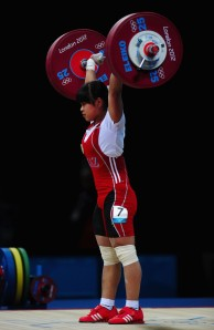 Zulfiya+Chinshanlo+Olympics+Day+2+Weightlifting+mKEh3YXep_7x