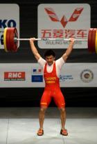 56kg_plateauA_paris2011. Wu Jingbiao