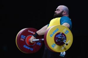 Damon+Kelly+Olympics+Day+11+Weightlifting+D9kIskLDbQ1l
