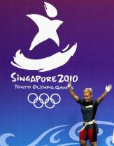 Youth Olympics Day 2 - Weightlifting