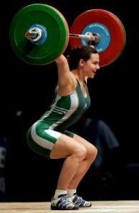 18th Commonwealth Games - Day 4: Womens Weightlifting