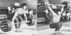 David Rigert was well aware of the importance of stability in weightlifting. He actually trained himself to be stable by narrowing his stance, from time to time.