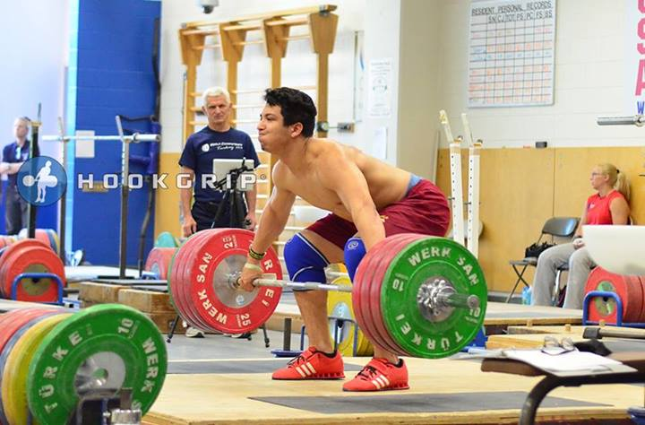 In the US, the OTC is hosting some of the best lifters right now. I believe Zyg is keeping everybody in check. Notice how the lifter in the back is not even looking at the lift. (yes, it is only 1 picture)
