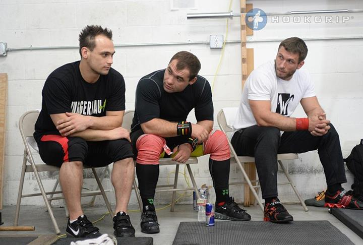 If the rumors are true, during their visit in the US, these lifters spent days and night talking about the finer points of technique (Not just during the seminars)