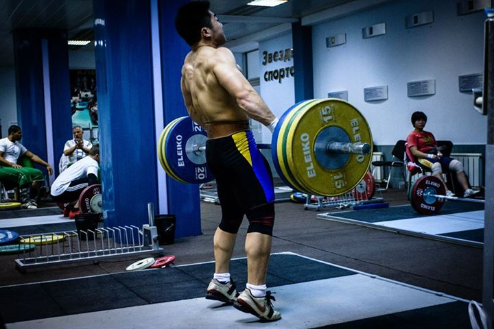 In other parts of the worlds (outside of North America), over all strength and upper body development are key parts of the training just as much as lower body training is. Picture of Lifter's life
