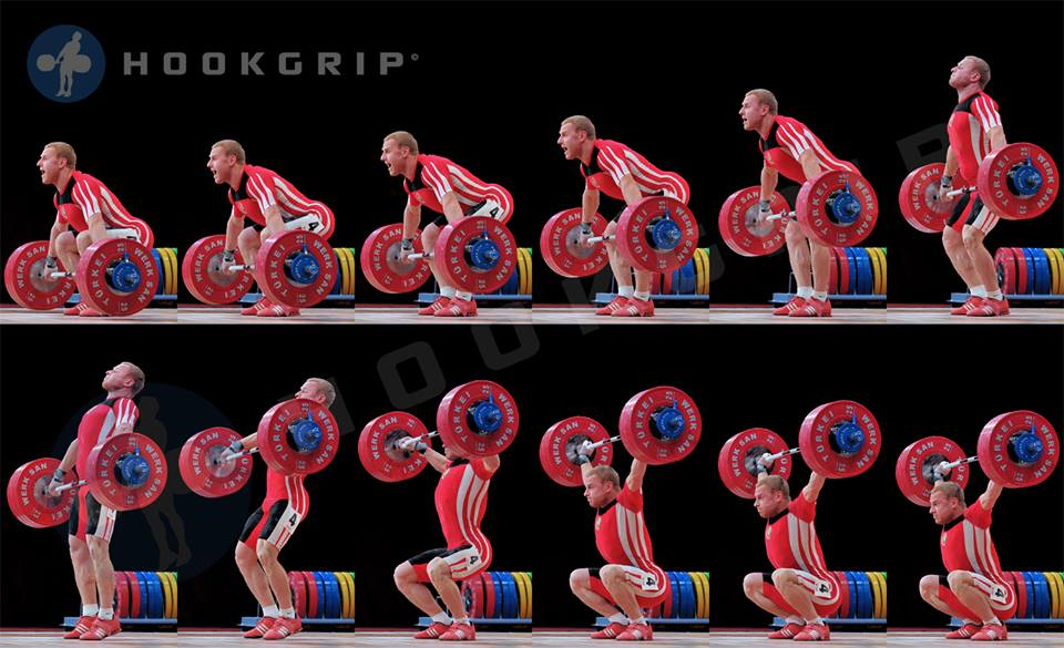 Credit to hookgrip. Notice the placement of the hips in the middle of the bottom row.