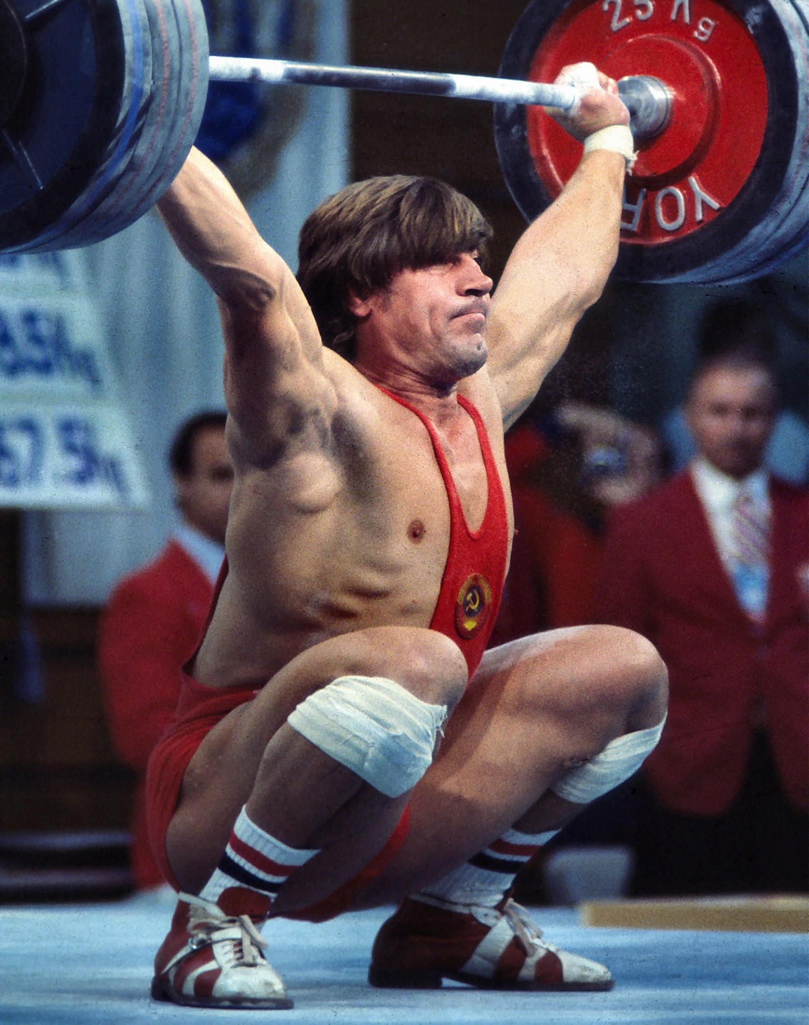 Фото голых в тяжелой атлетике 10 фотография