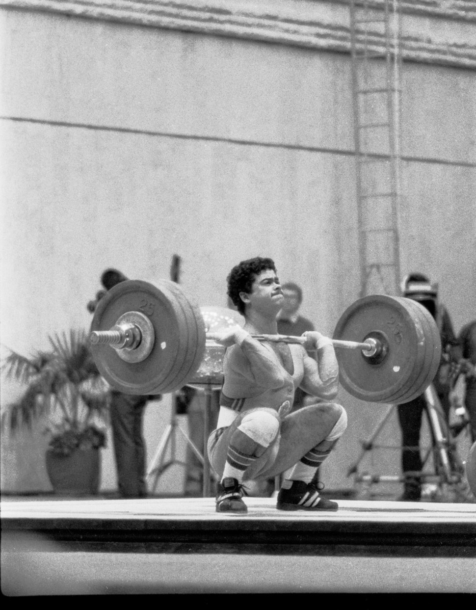 Bruce Klemens Classic Weightlifting Photography