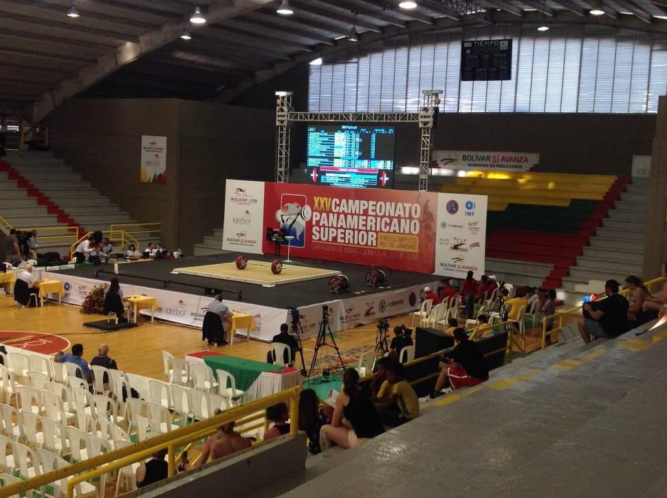 Competition venue
